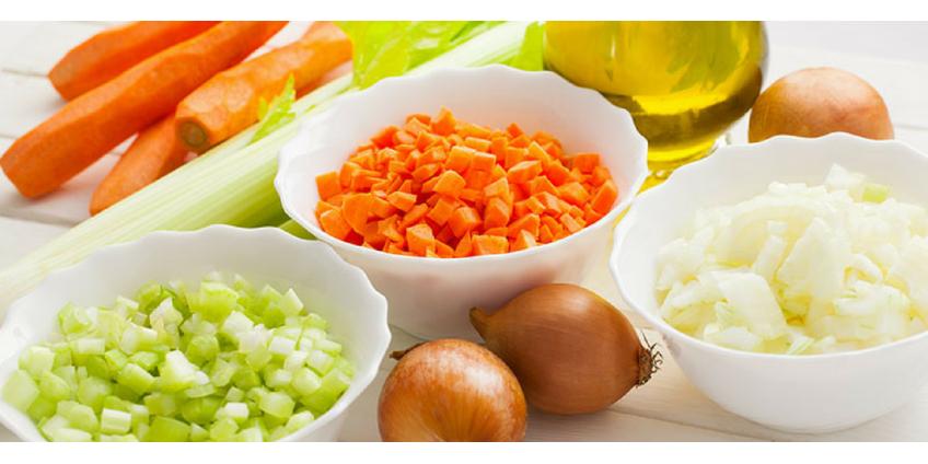 Receita de Caldo de Legumes Natural