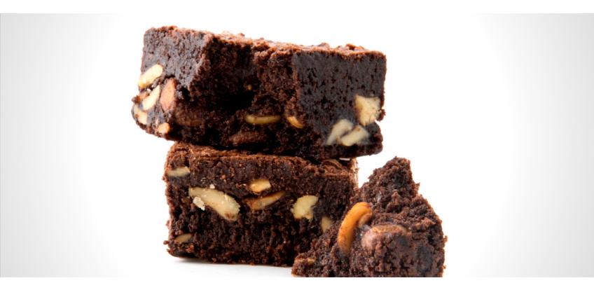Receita de  Brownie Low Carb