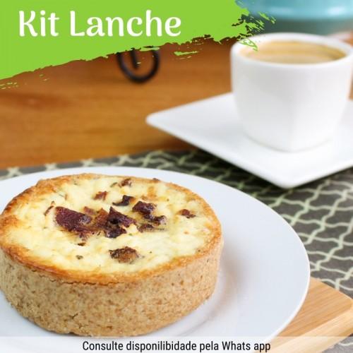 Kit Lanche - 06 Quiches (03 Sabores)