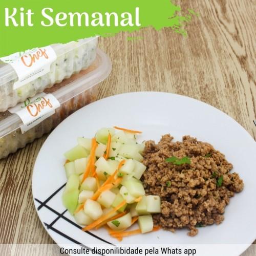 Kit Semanal - 10 Refeições