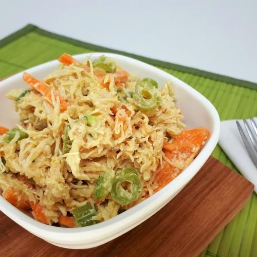 Salada de Salpicão de Frango